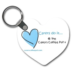 at the carers coffee pot